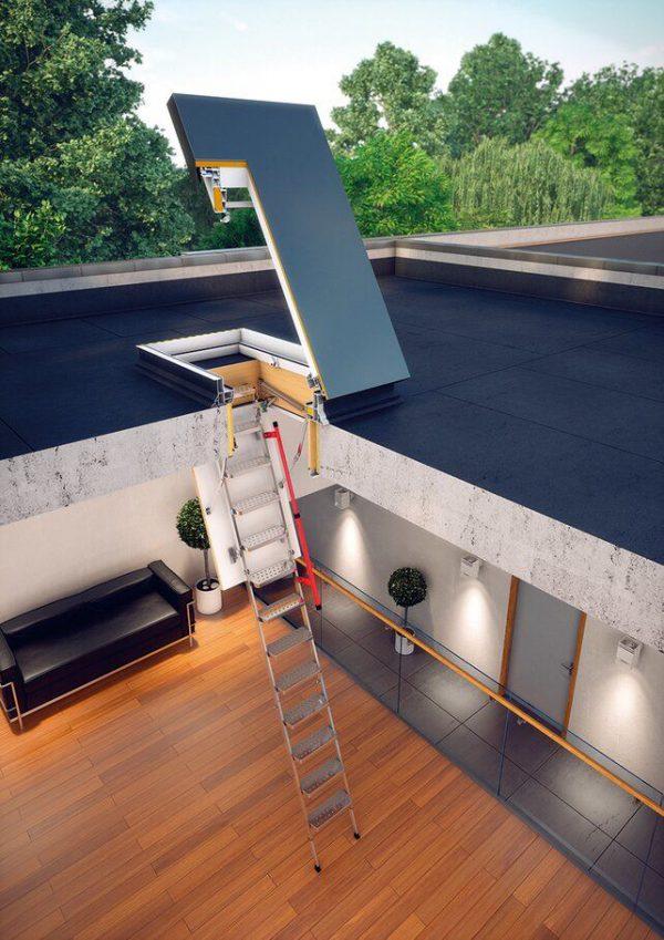 Люк на крышу Fakro DRL